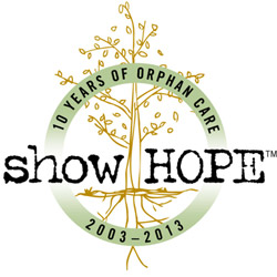 Show Hope Celebrates Ten Years!