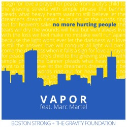 "Video Premiere! Boston Strong theme song, ""No More Hurting People"""