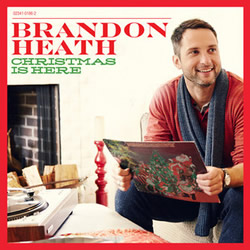 Brandon Heath: Christmas Is Here