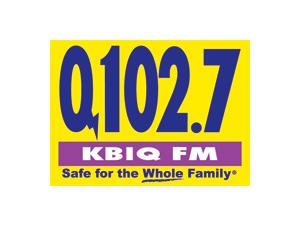 102.7 FM KBIQ