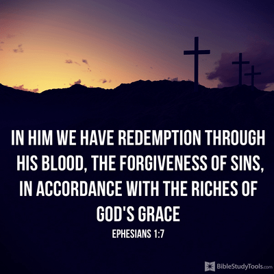 In Him We Have Redemption