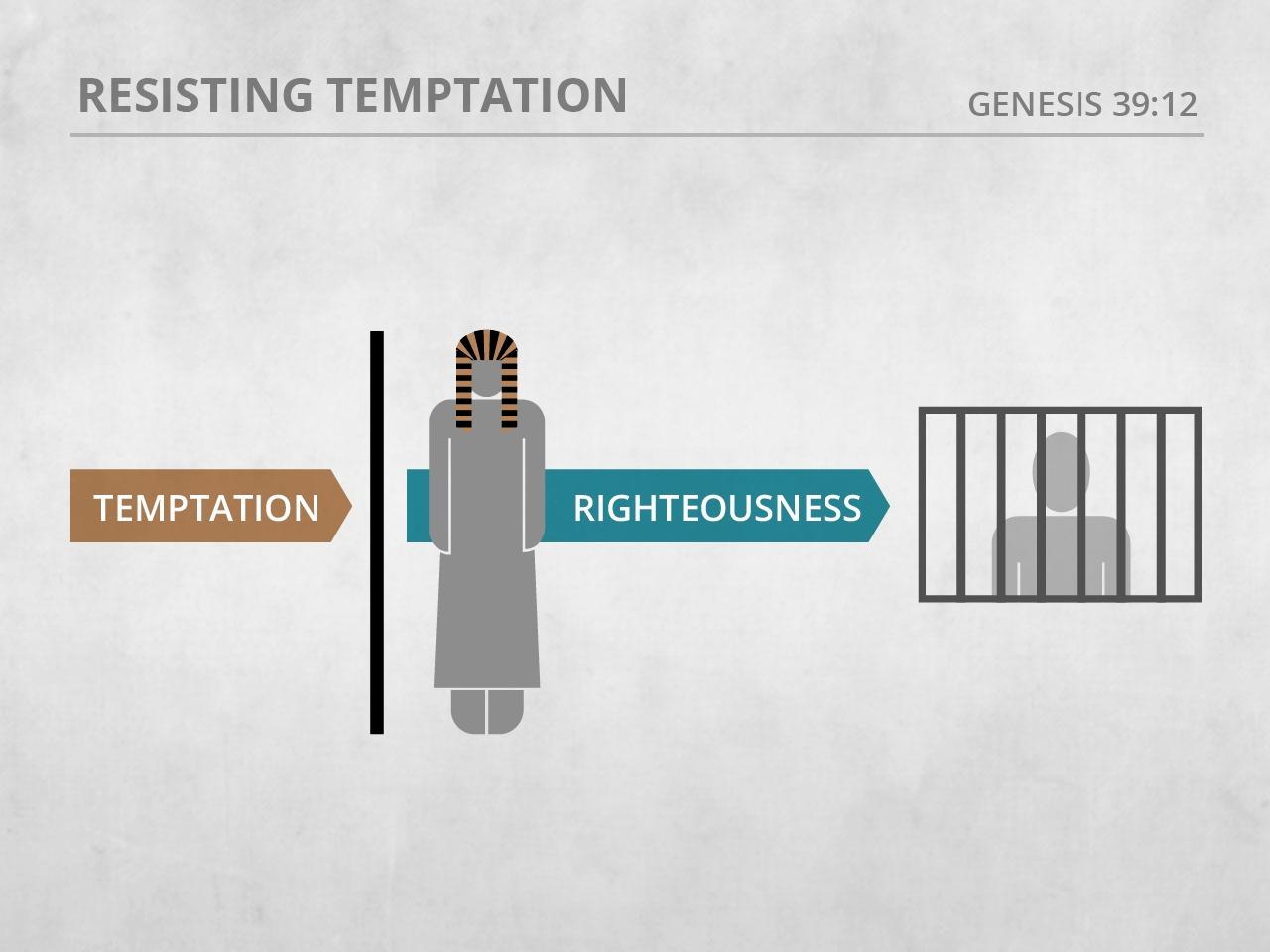 Resisting Temptation Joseph