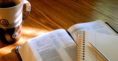 5 Reasons Why We Should Study God's Word