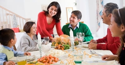 Justified Thanksgiving