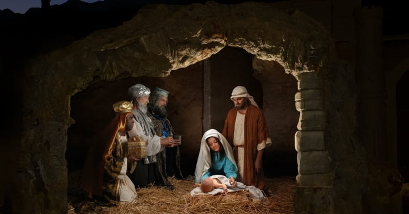 The Birth of Jesus through Joseph's Eyes