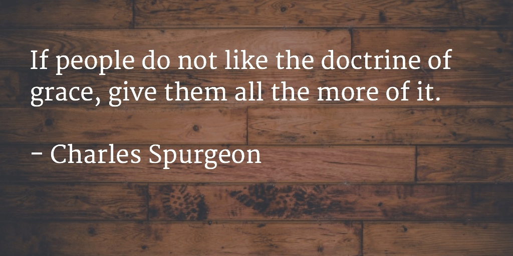 Spurgeon Quote