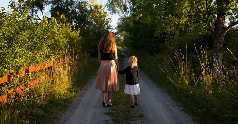 Finding Time for God: A Young Mother's Story