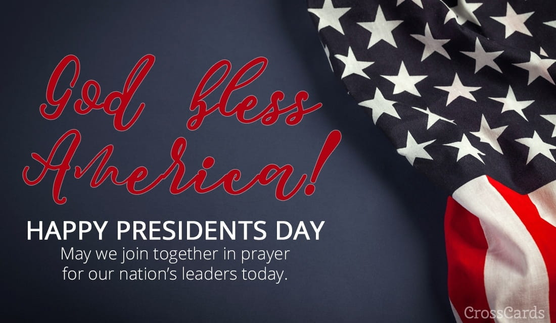 god bless america ecard free presidents day cards online