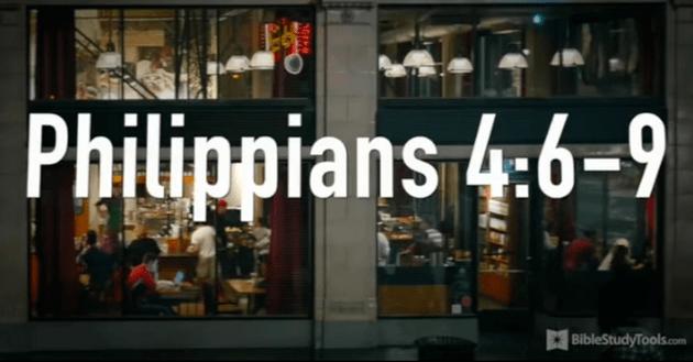This Inspiring Version of Philippians 4 Had Me Raising My Hands!