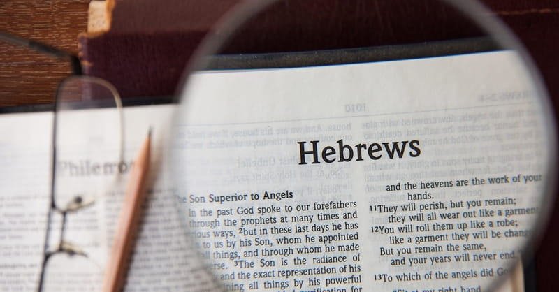 What's the Book of Hebrews About?