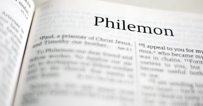 What's the Book of Philemon All About?
