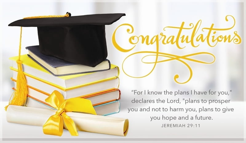 20 Best Bible Verses to Encourage Graduates ...