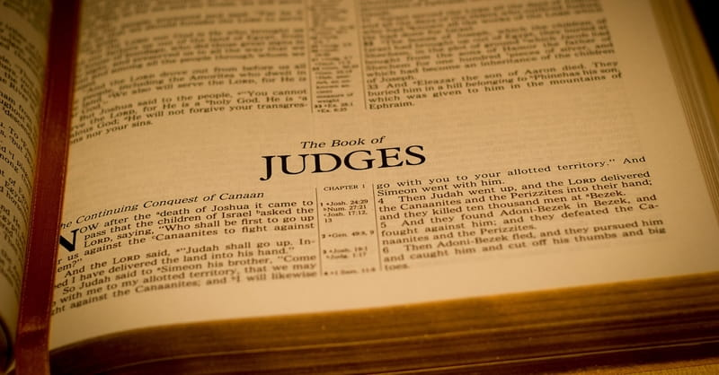 What is the Book of Judges All About?