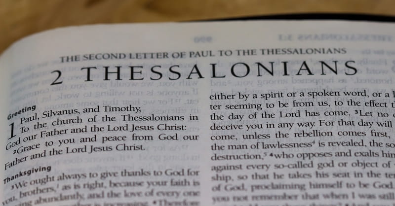What is the Purpose of the Book of 2 Thessalonians?