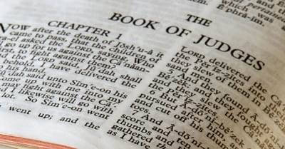 How Do We See God's Character in the Book of Judges?