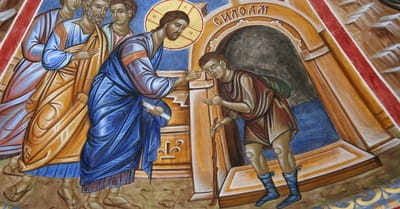 What Do We Learn about Jesus from His Healing the Blind Man in John 9?