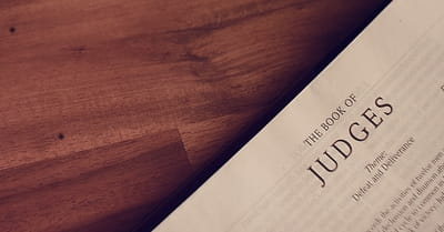 How Is God's Character Displayed in the Book of Judges?