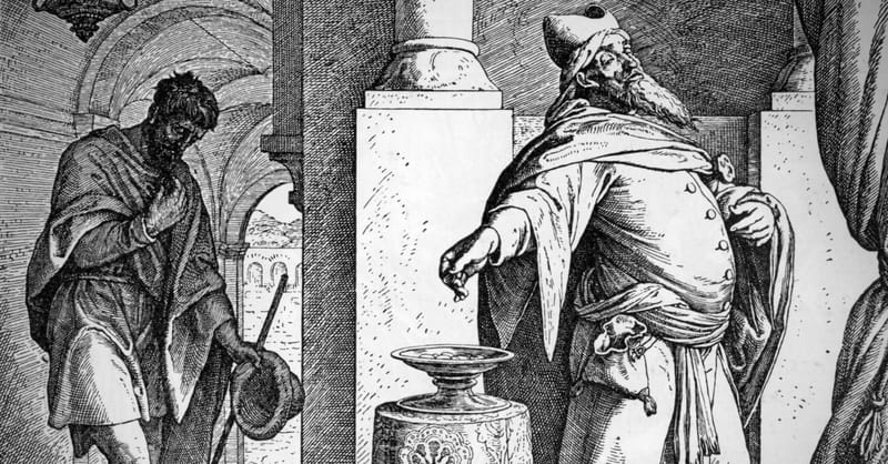What's the Meaning of the Parable of the Pharisee and the Tax Collector (Luke 18:9-14)?