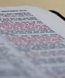 10 Things the Bible Can Do