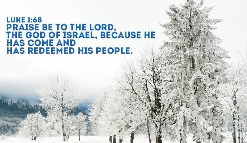 He Has Redeemed His People