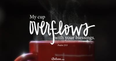 Psalm 23:5