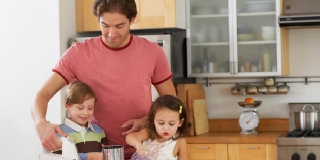 My Father Was a Stay-at-Home Dad