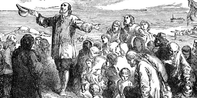 Myth: Puritans Believed in Religious Tolerance