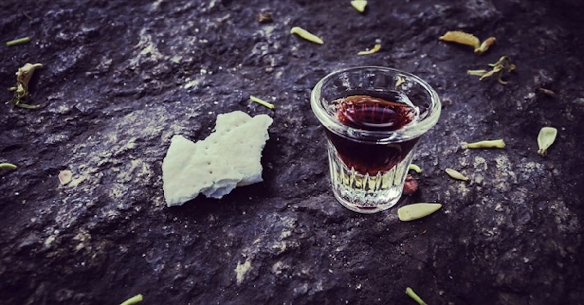 Did Jesus Drink Alcohol? Should Christians Drink Alcohol?