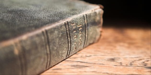 God Talks: The Bible is God's True and Lasting Word