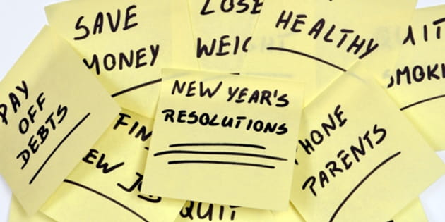 Why New Years Resolutions Dont Work