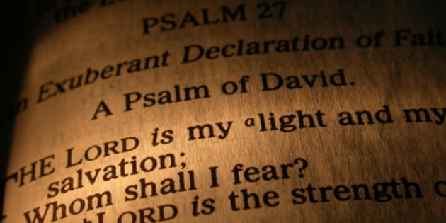 How to Use the Psalms to Deepen Your Relationship with God