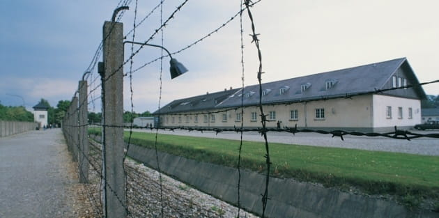 What a Concentration Camp Taught Me about Relationships
