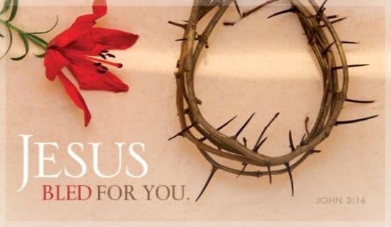 Jesus Bled