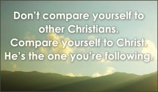 Follow Christ
