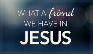 Friend In Jesus