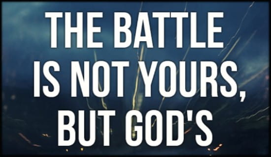 God's Battle
