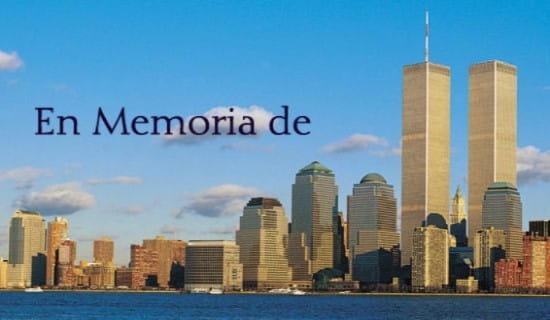 En Memoria de