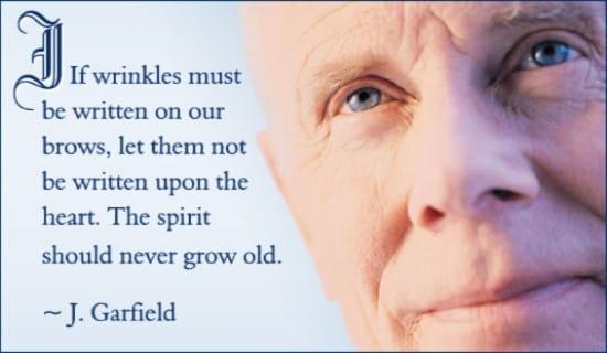 Wrinkles Written