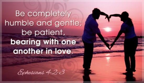 Bearing in Love