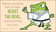 Resist the Devil