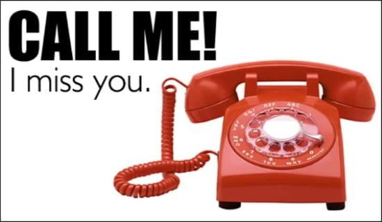 Call Me!