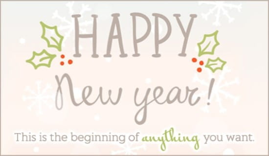 Personalized New Years Cards | Arts - Arts