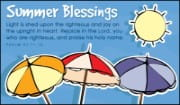 Summer Blessings
