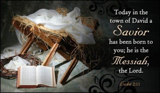 Luke 2:11