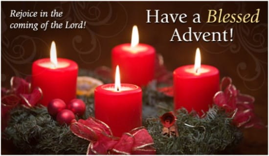 Blessed Advent