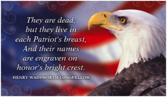 Patriot's Breast