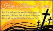 John 3:16 NIV