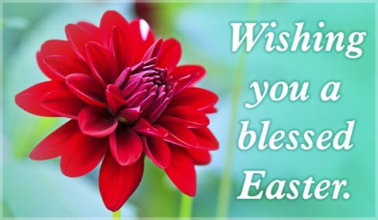 Easter cards to email free