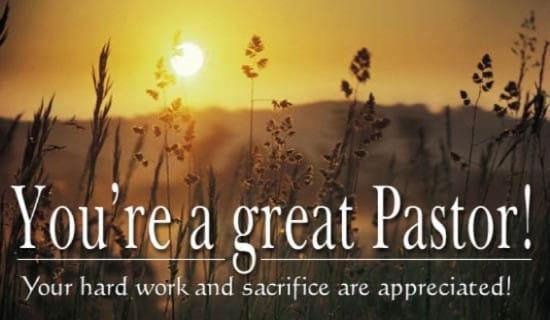 Great Pastor