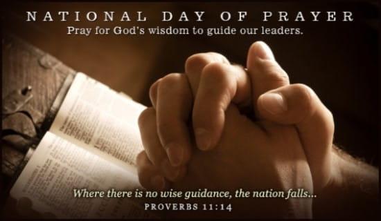 Pray for Wisdom ecard, online card
